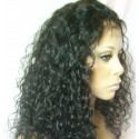 Curly - front lace wigs - maatwerk