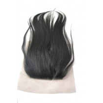 12 t/m 18 inch Indian remy  - top/lace closures - straight - haarkleur 1 - direct leverbaar