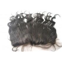 12 t/m 18 inch Indian remy  - lace frontals - wavy - haarkleur 2 - direct leverbaar