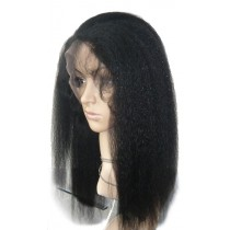Indian remy - full lace wigs - kinky straight - op voorraad