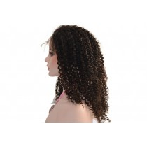 Indische remy - full lace perücken - jerry curl - an lager