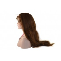 Indian remy - front lace wigs - light yaki - op voorraad