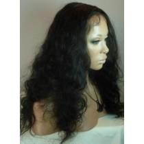 Body wave - front lace wigs - maatwerk