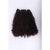 Afro kinky (kinky curl) - Wire extensions - maatwerk