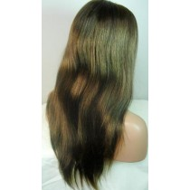 Light yaki - front lace wigs - maatwerk