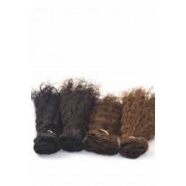 Wavy - handgeknoopte weaves - maatwerk