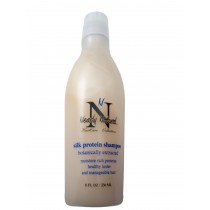 Nearly Natural Silk Protein Shampoo 235 ml
