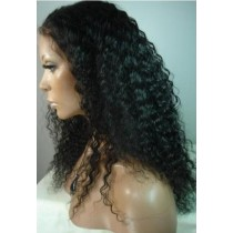 Water wave - front lace wigs - maatwerk