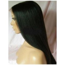 Indische remy - front lace perücken - yaki straight - an lager
